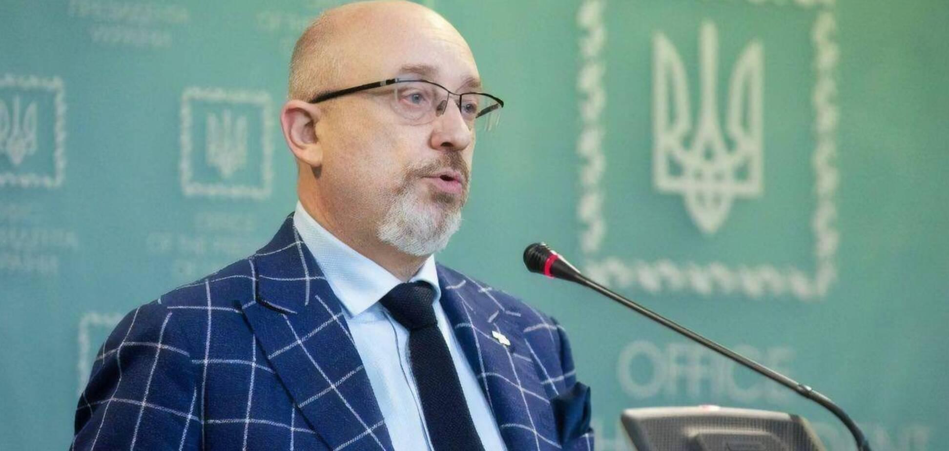 Олексій Резніков. Фото - president.gov.ua
