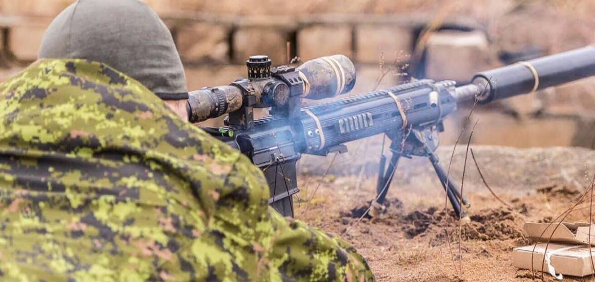 Росія активно перекидає на Донбас снайперів
