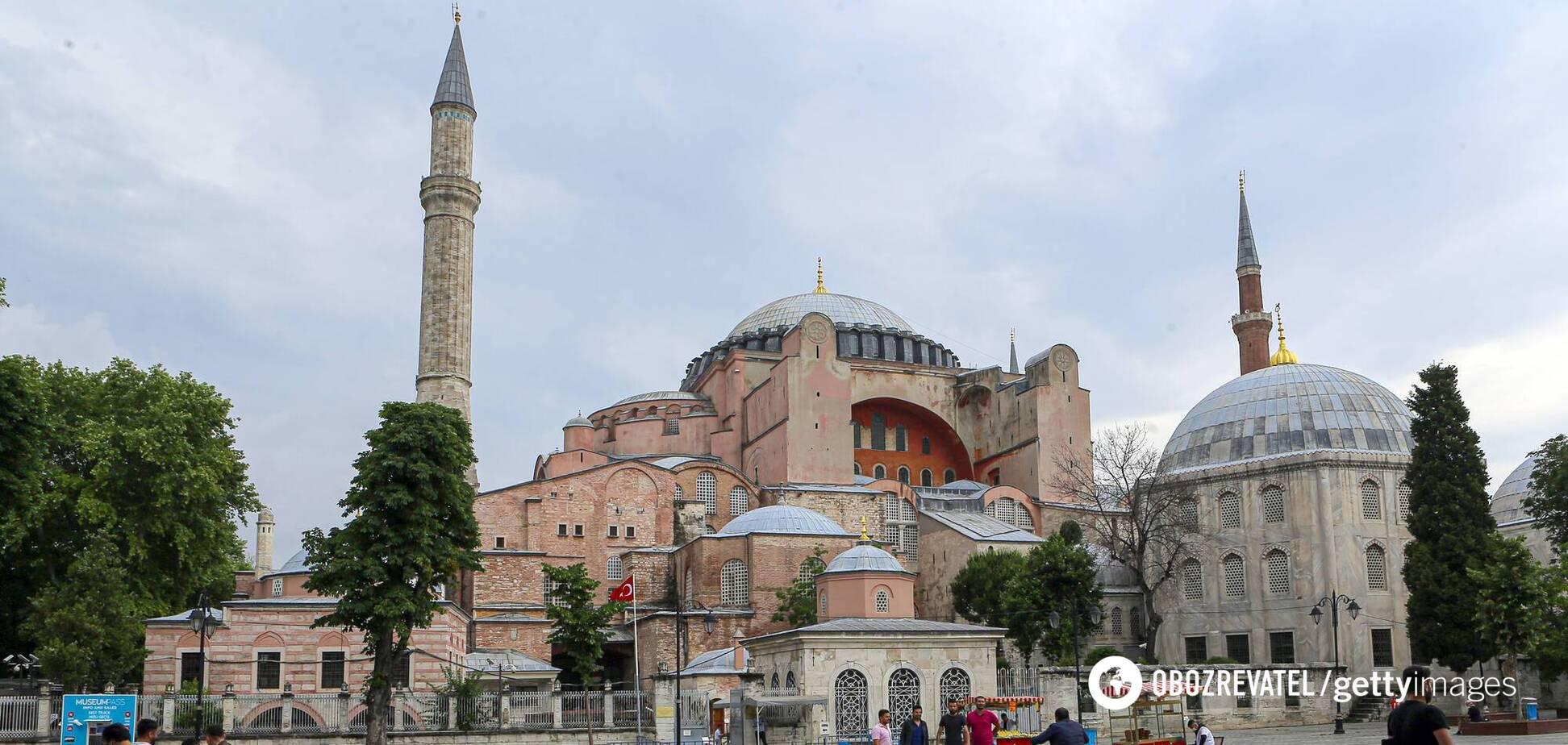 У Собору Святої Софії забрали статус музею