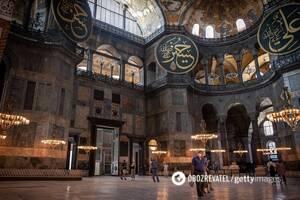 Турция лишила собор статуса музея
