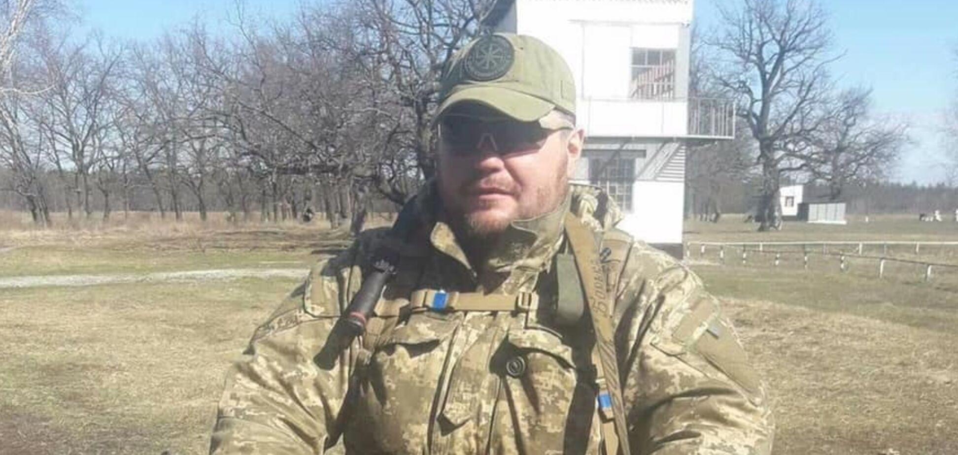 Трагічно загинув ексбоєць 'Госпітальєрів' Олег Лозинський 'Грізлі'