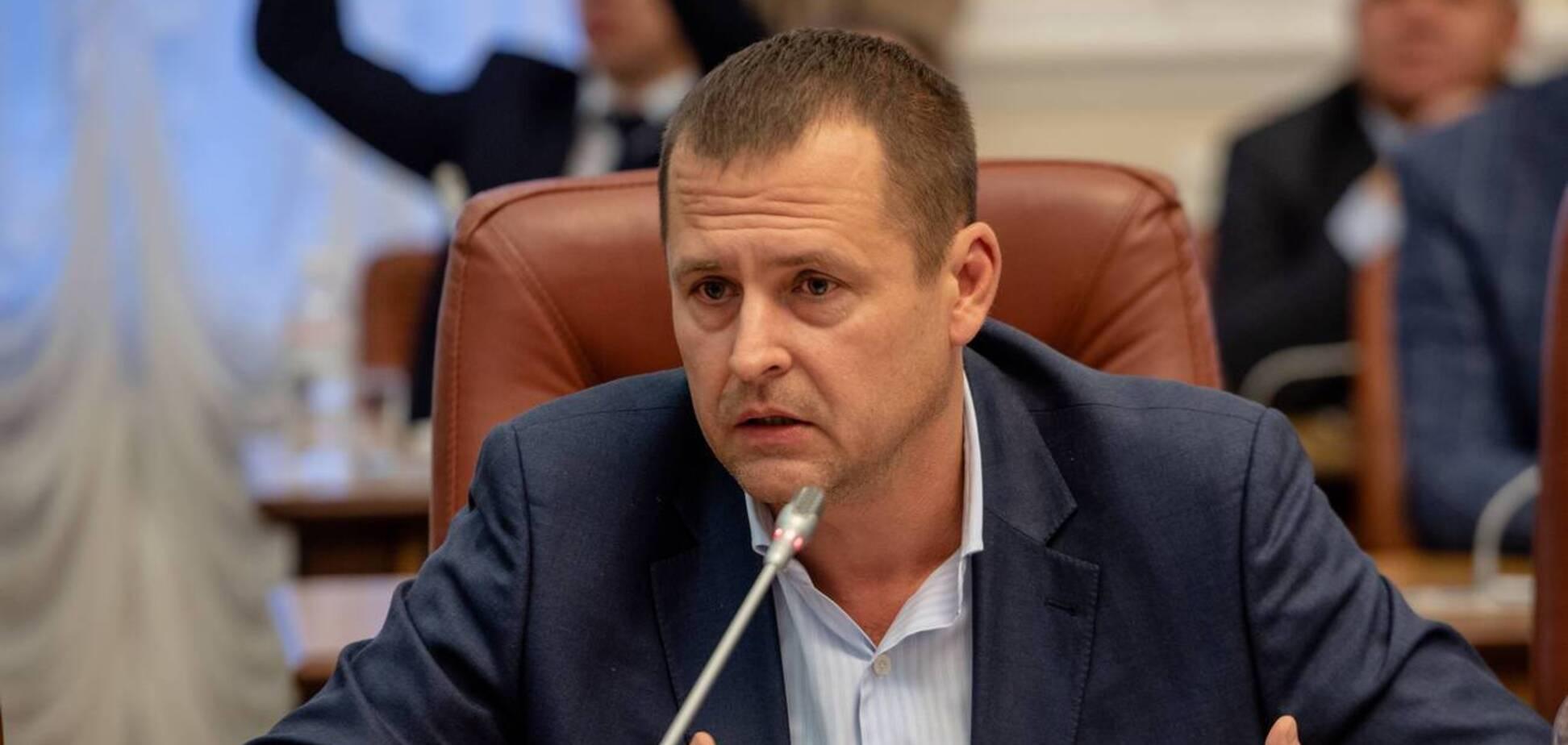 Україна потребує представництва територіальних громад в парламенті, – Філатов