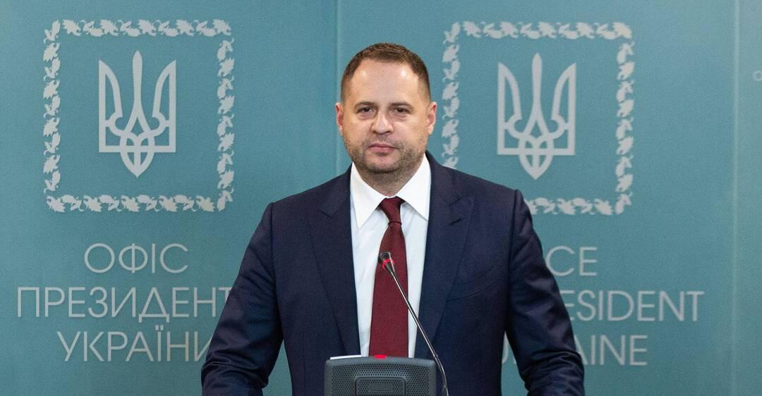 Ермак заявил, что Запад не будет снимать санкции с РФ