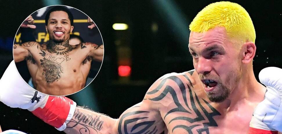 Чемпіон світу побив в спарингу відомого українського боксера і виклав відео