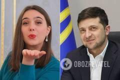 Юлия Мендель намекнула, что информация о ее беременности от Владимира Зеленского – это фейк