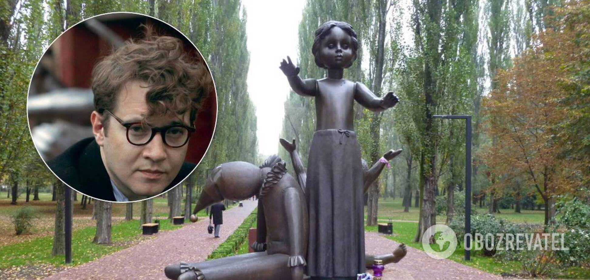 Le Monde: 'Бабин Яр' – проєкт меморіалу, що викликав розбрат в Україні