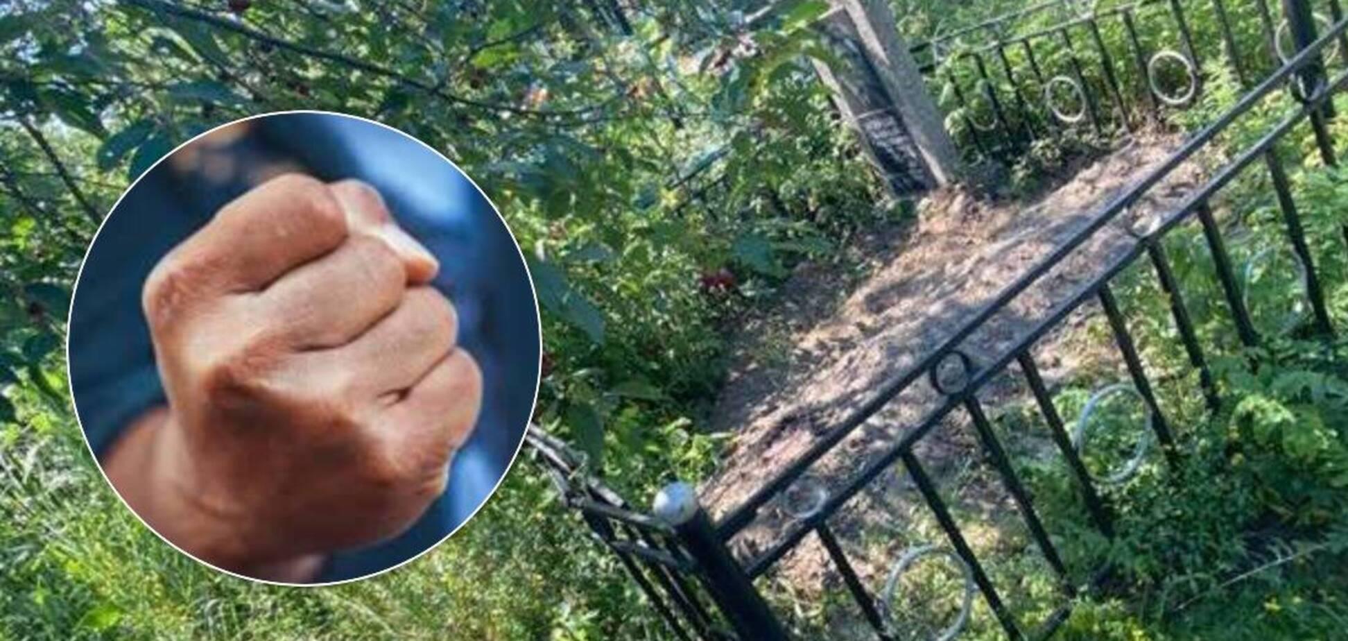 Под Киевом из-за нетрадиционной ориентации насмерть забили мужчину