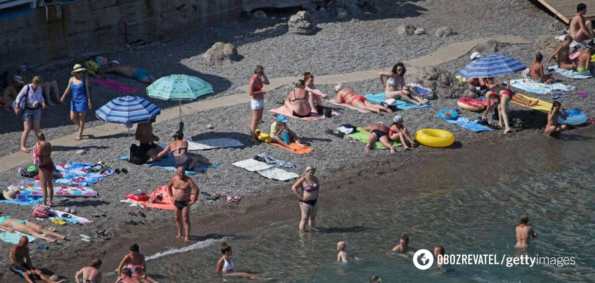 Росія перетворила Крим на 'срачник': фанат Путіна поскаржився на приїжджих
