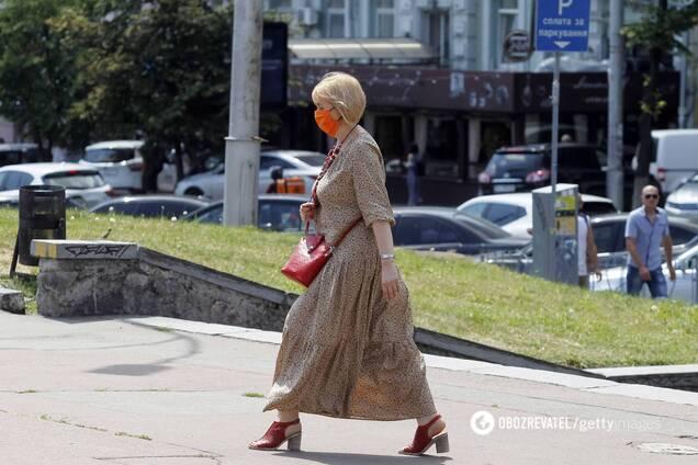 В Дарницком районе Киева число больных перевалило за 1000