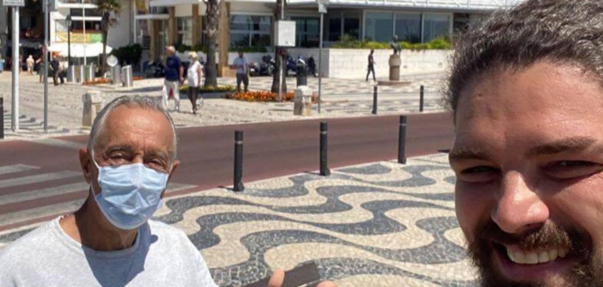 Без кортежей и охраны: страна, где президента можно встретить на пляже