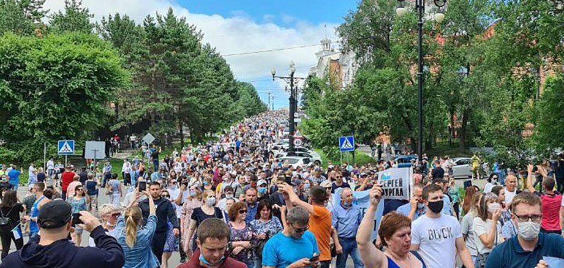 Бунт в Хабаровске: последнее 'китайское' предупреждение Путину