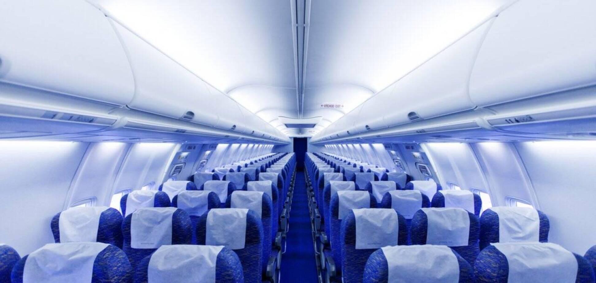 Чому небезпечно відкидати крісла в літаку