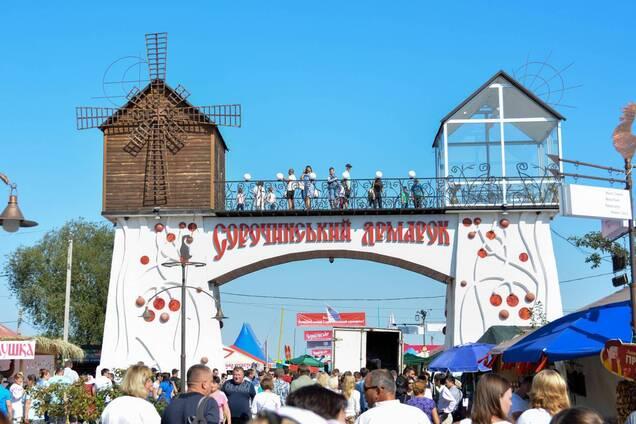 Сорочинскую ярмарку на Полтавщине могут отменить из-за коронавируса