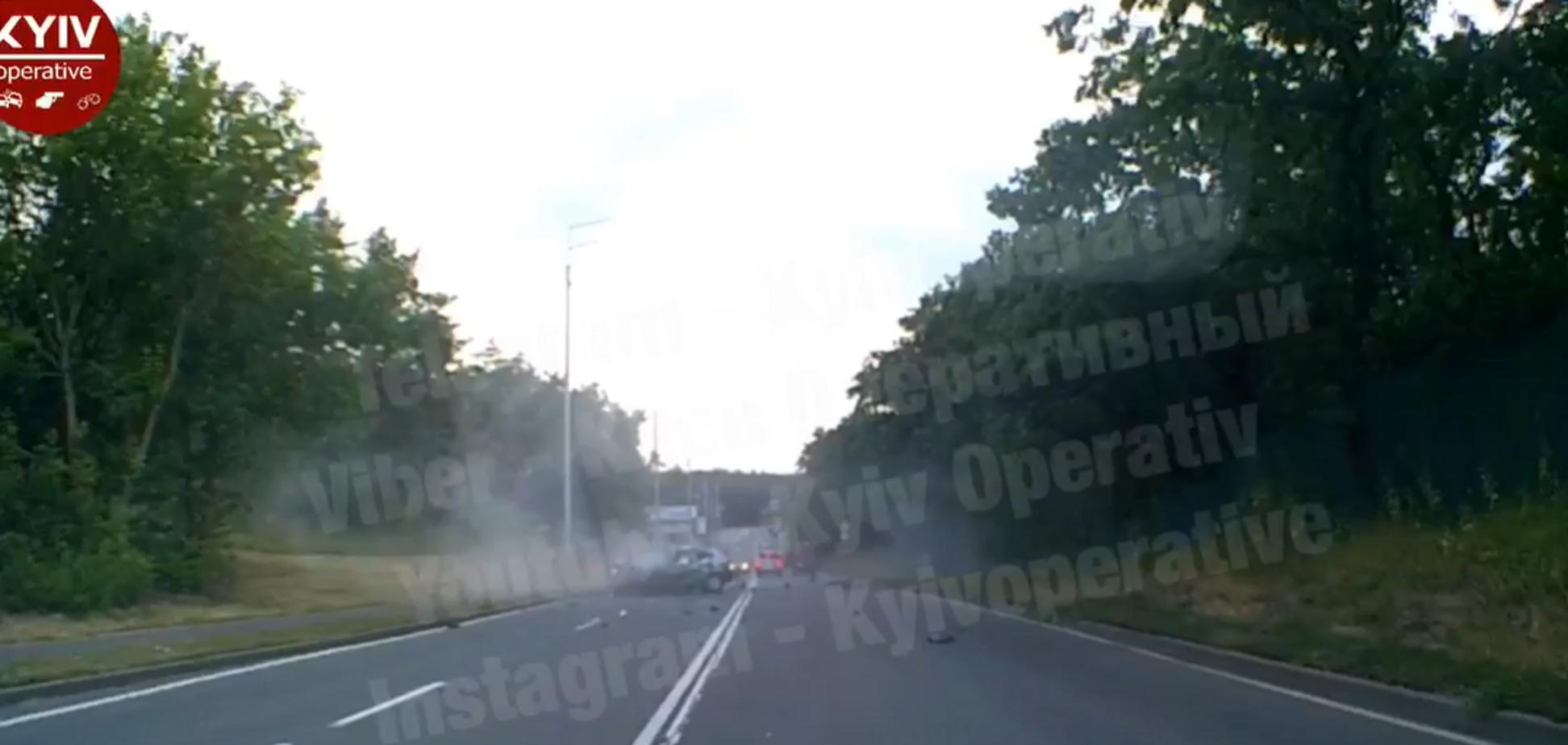 У Києві трапилась смертельна ДТП