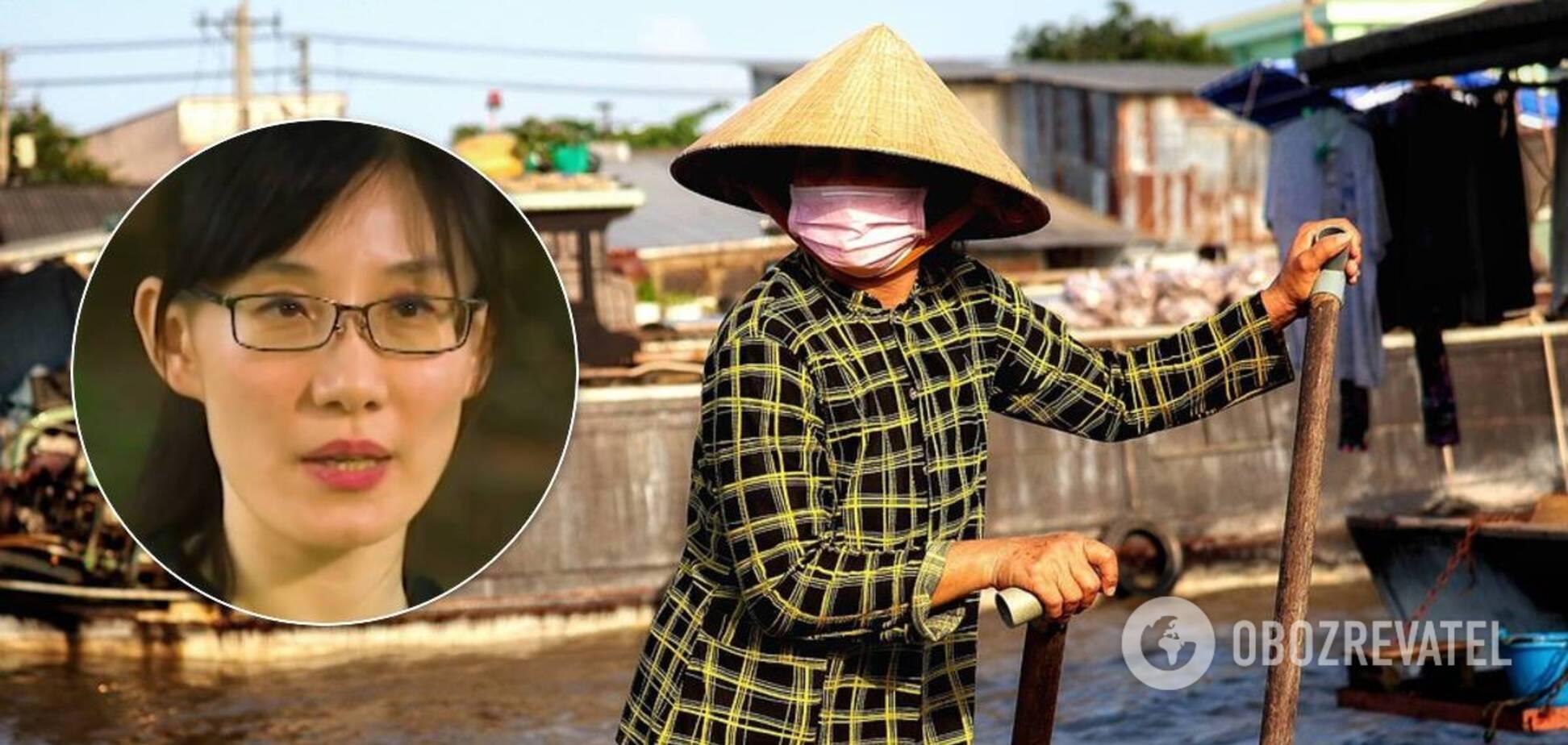 Вчена заявила, що Китай приховував правду про коронавірус