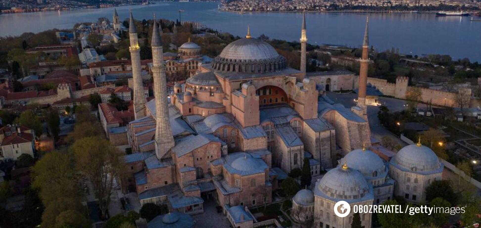 Як реагувати на перетворення собору Святої Софії на мечеть