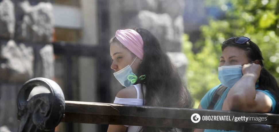 Коронавірус у Києві почав відступати