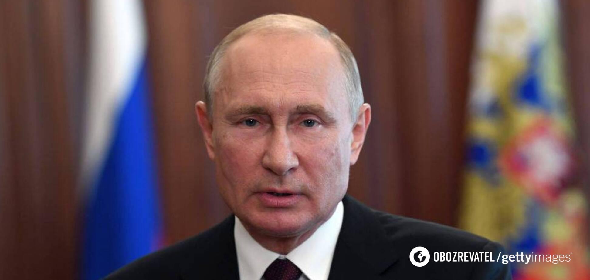 Владмир Путін
