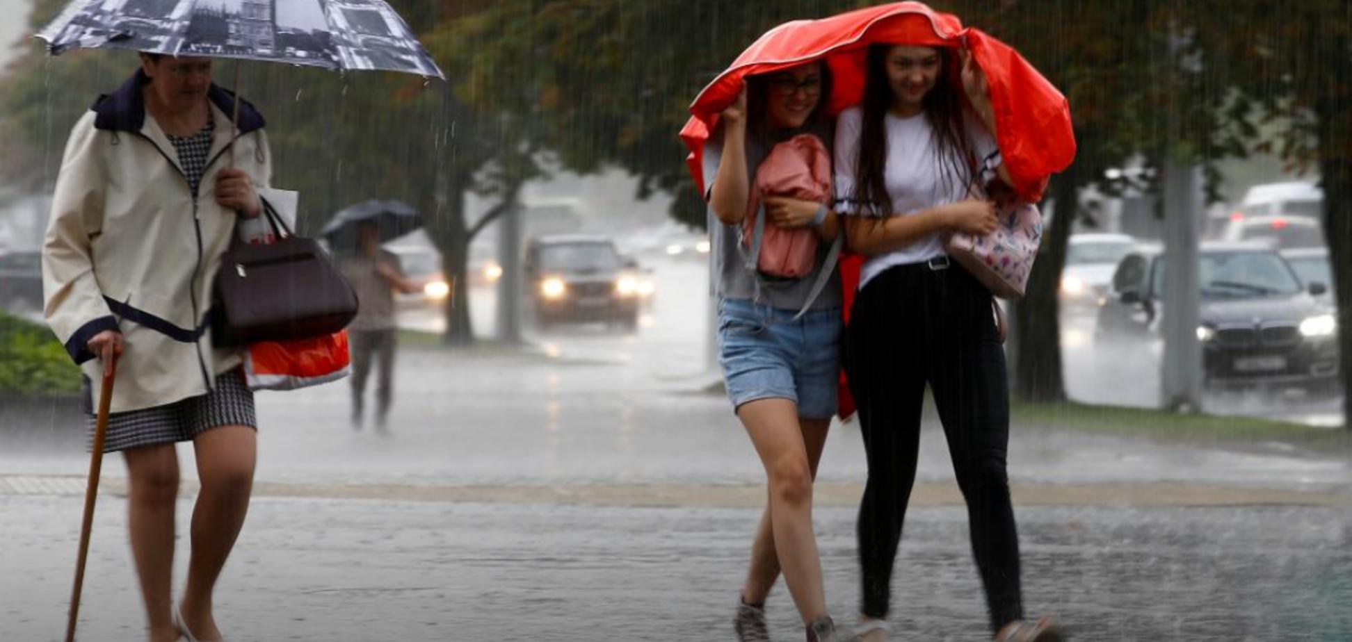 Синоптик дала свежий прогноз погоды по Украине
