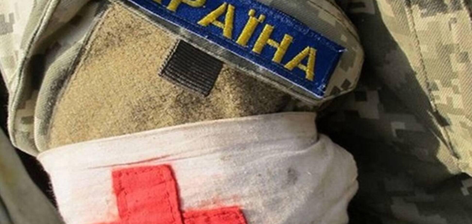 На Донбасі під час евакуації убито військового медика