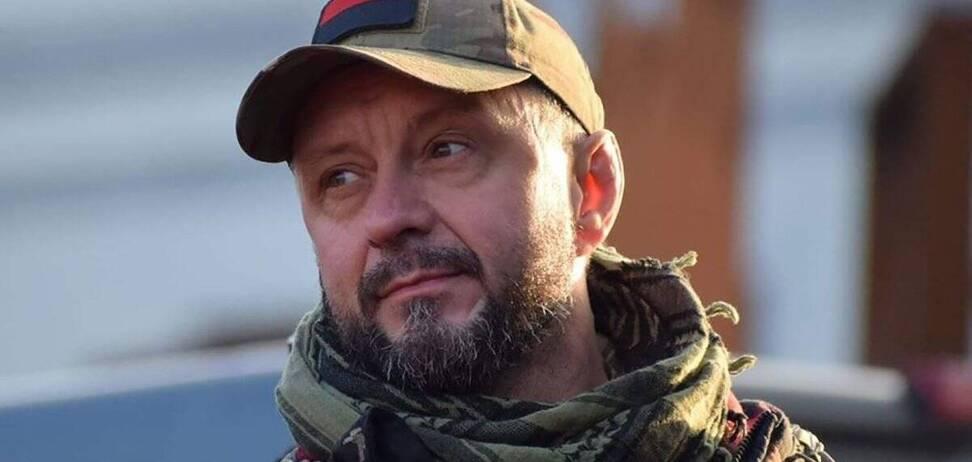 Андрей Антоненко опроверг слухи о том, что он хочет убить себя