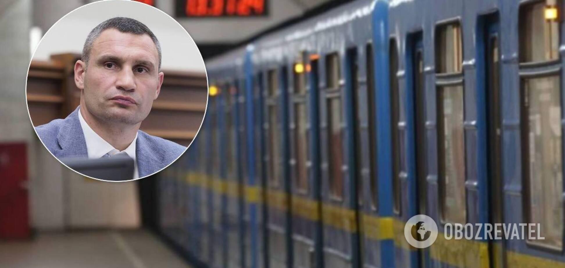 Кличко сказал, что будет с тарифами на электротранспорт в Киеве