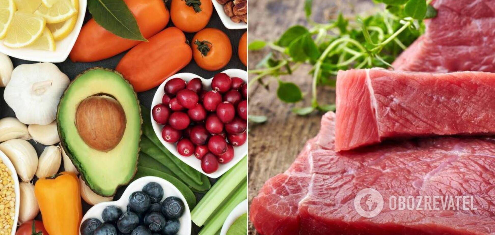 Вчені порівняли користь тваринних і рослинних білків для м'язів