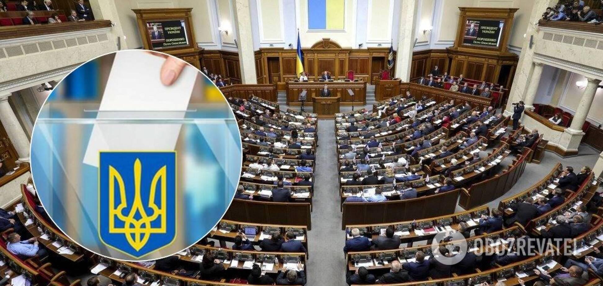 Місцеві вибори в Україні призначено на 25 жовтня