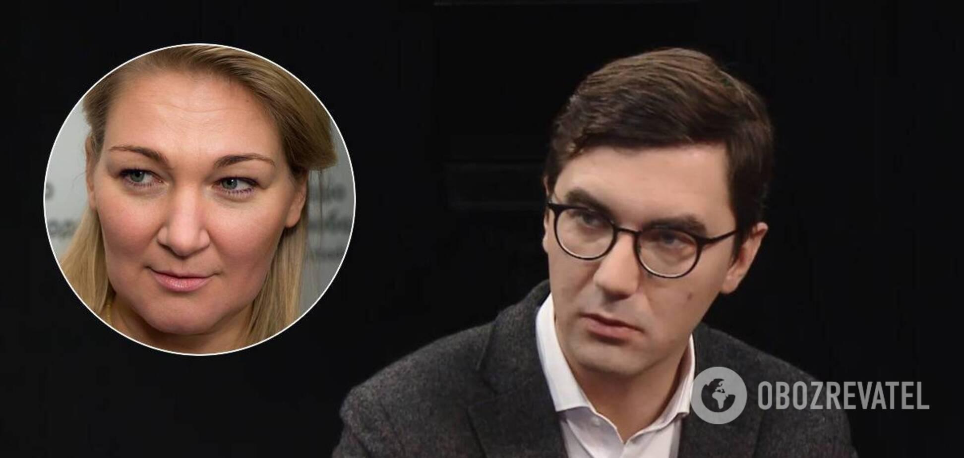 Андрей Мотовиловец извинился перед Марией Ионовой
