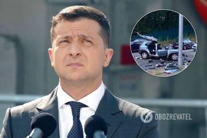 Зеленский – 'убийца'! ДТП в Киеве стало следствием циничной игры власти