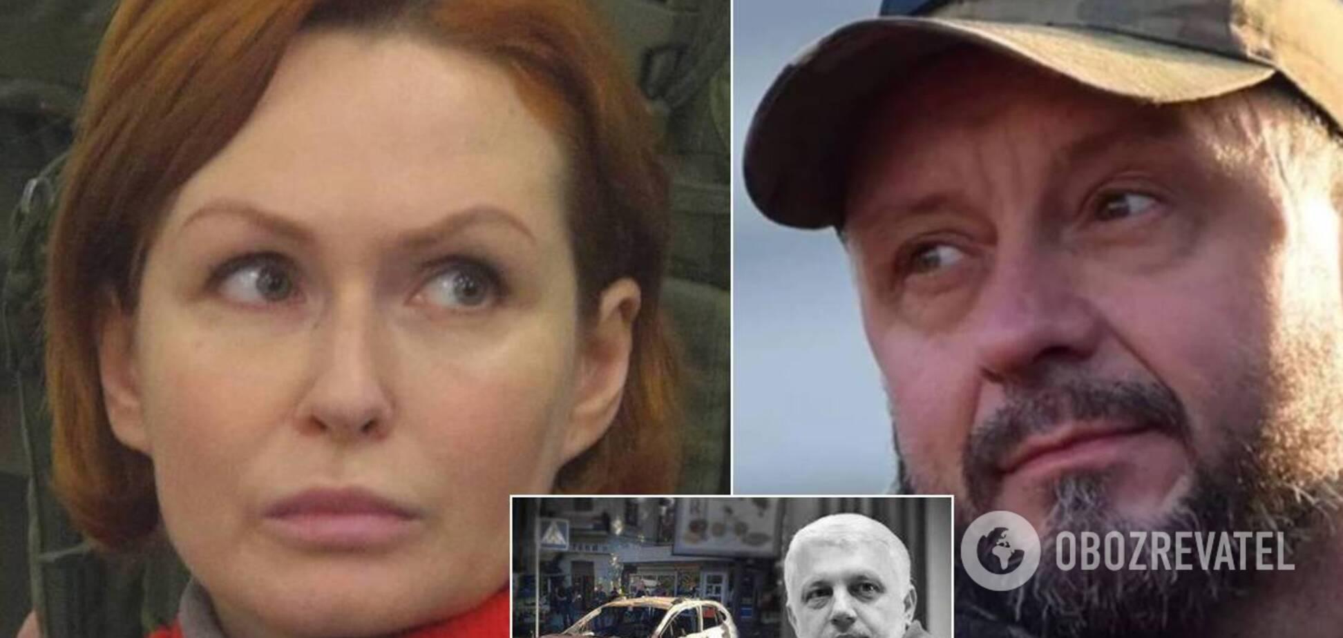 Юлія Кузьменко і Андрій Антоненко
