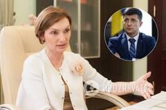 Рожкова повідомила про зустріч із Зеленським після відставки Смолія