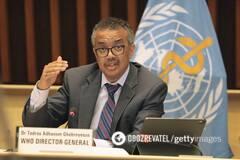 Тедрос Аданом Гебрейесус выступил на пресс-конференции ВОЗ