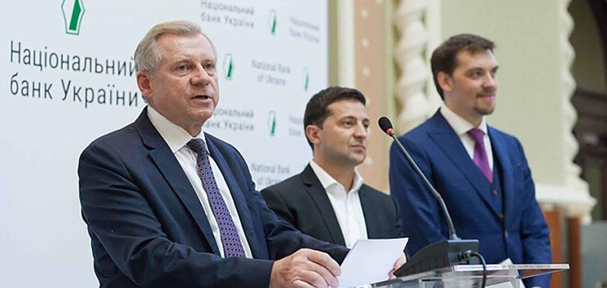 Яков Смолий и Владимир Зеленский
