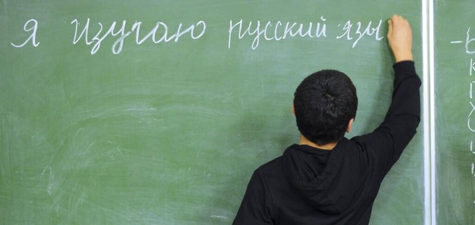 Русскоязычное население в Украине входит в доктрину Путина