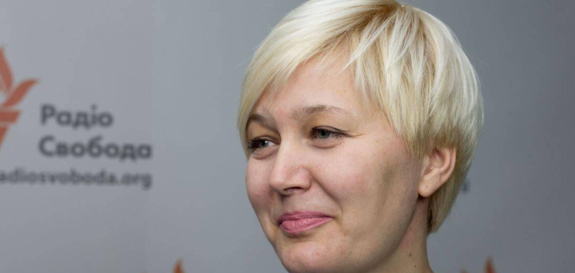 Лариса Ницой призвала общаться с украинскими детьми только на украинском языке