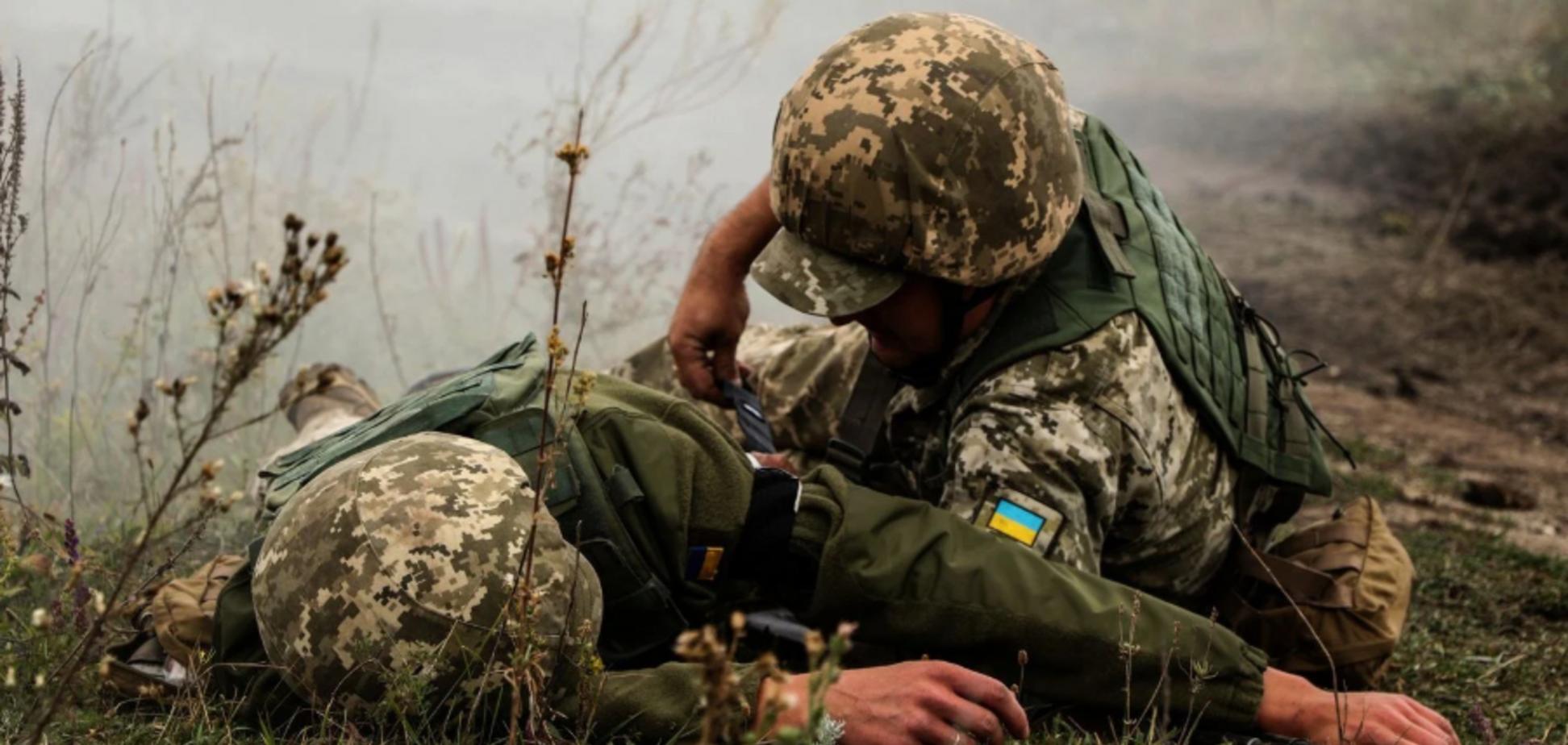 На Донбасі терористи вбили двох українських воїнів