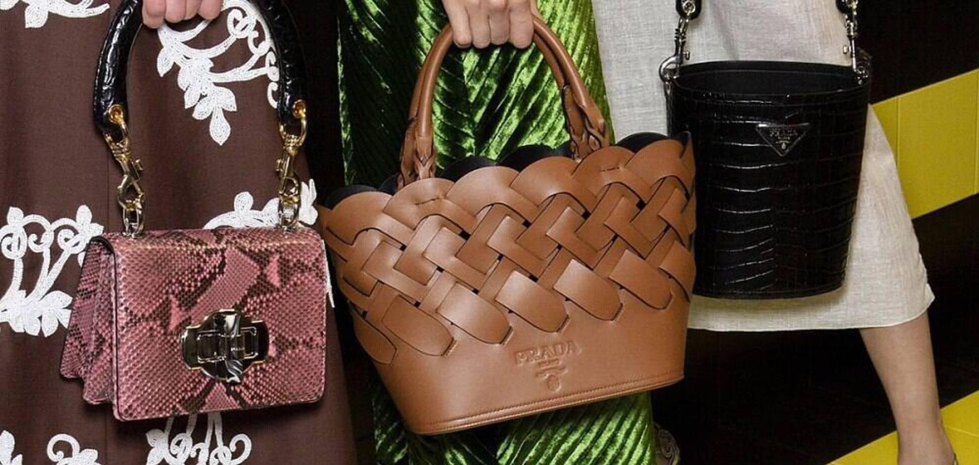Як підібрати сумку до сукні за кольором: поради від Андре Тана
