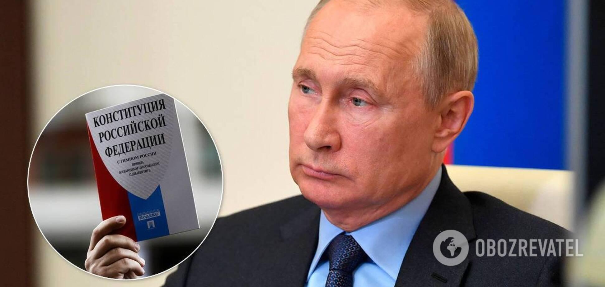 Пономарьов вважає, що влада Путіна йде на дно