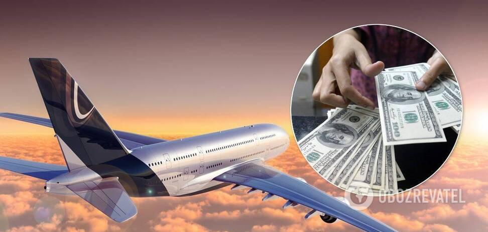 Криклий сказал, как новый сбор с пассажиров повлияет на цену авиабилетов