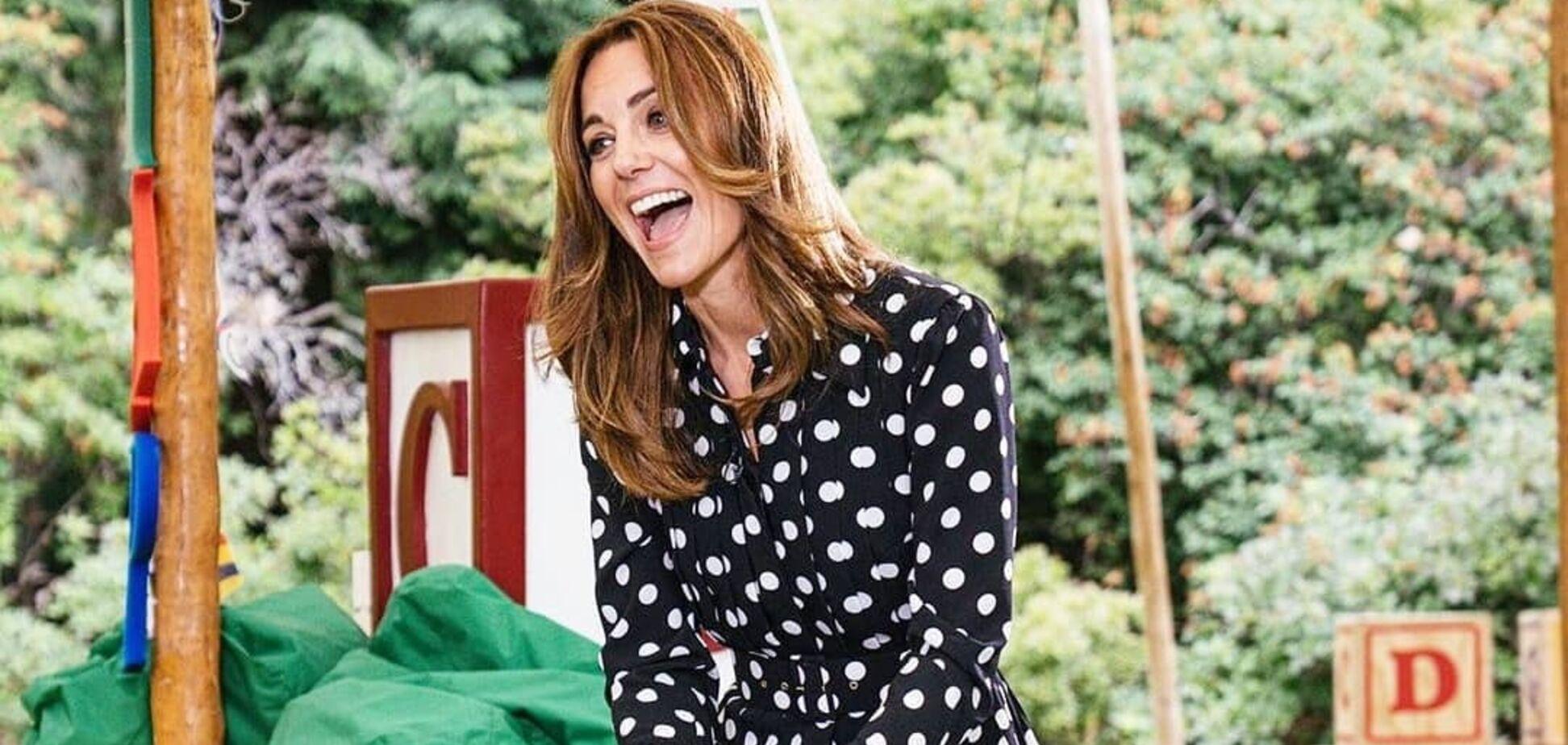 Кейт Міддлтон нарвалася на критику в Британії через дороге вбрання