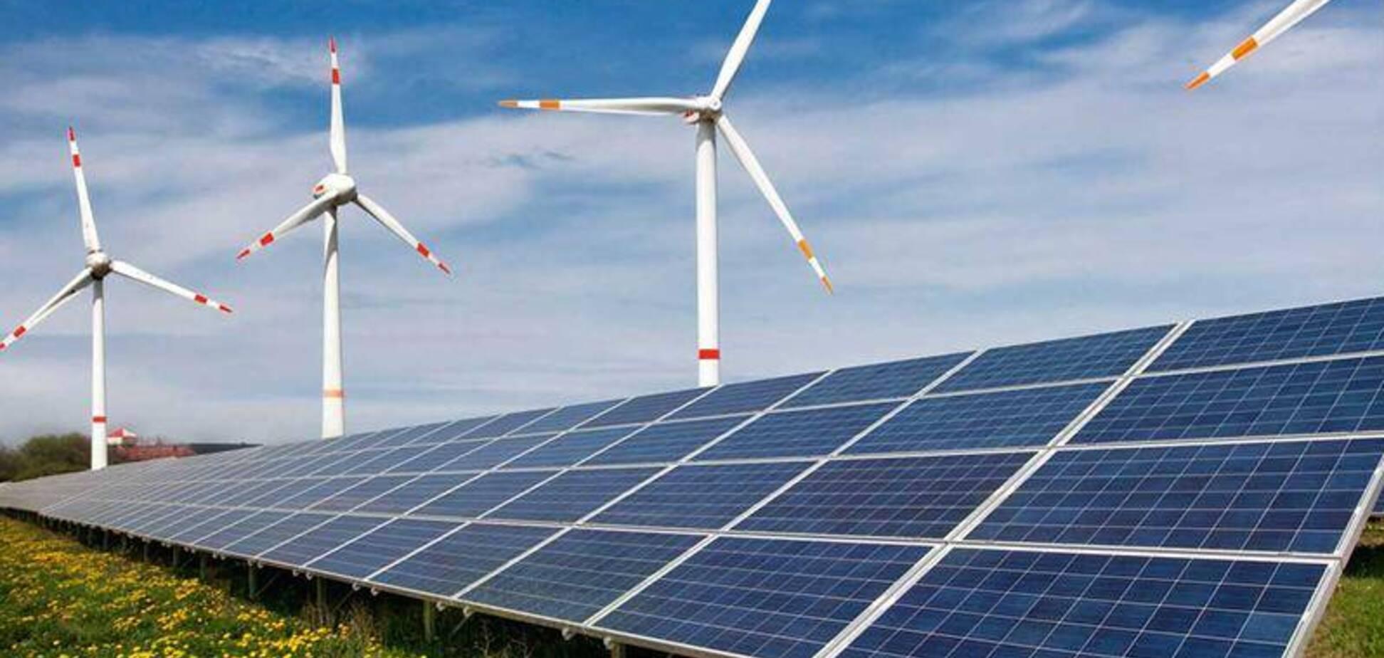 Принятие законопроекта о 'зеленых' тарифах сэкономит государству 80 млрд, – ВЕА