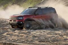Новый Форд Бронко Спорт дебютировал на официальных изображениях. Фото: Ford