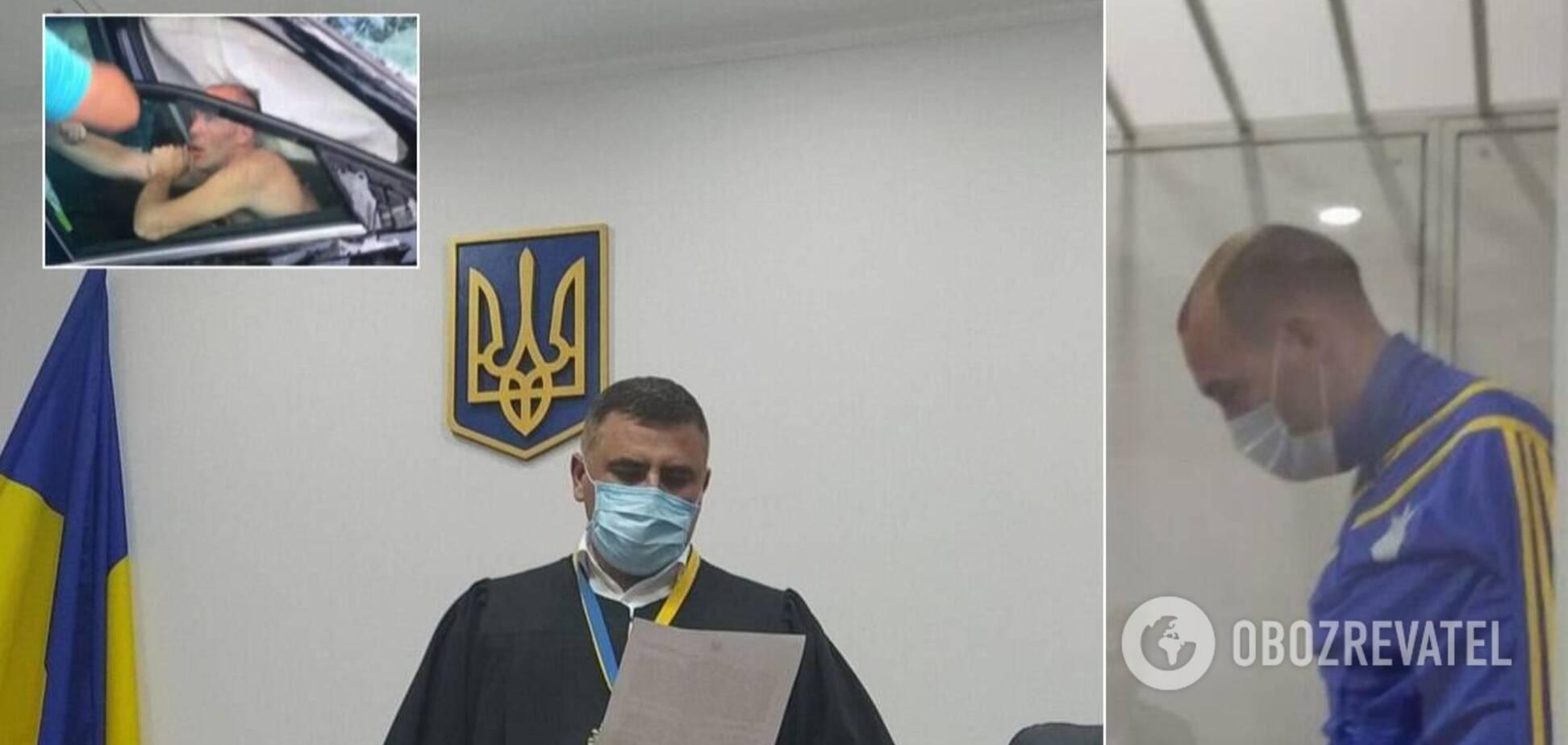 ДТП на Столичному шосе у Києві: всі подробиці суду над п'яним водієм Желепою