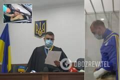 ДТП на Столичном шоссе в Киеве: все подробности суда над пьяным водителем Желепой