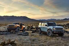 Bronco возвращается: Ford презентовал новый внедорожник