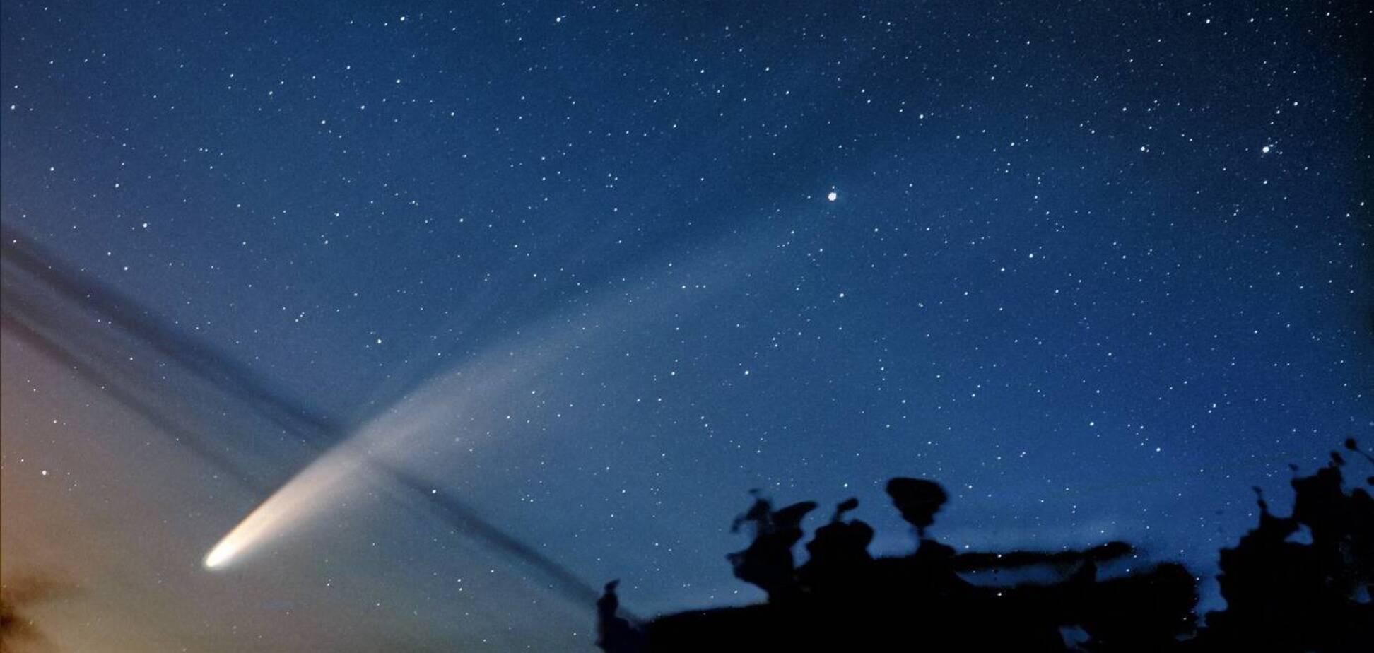 Комета C/2020 F3 Neowise была впервые замечена 27 марта 2020 года