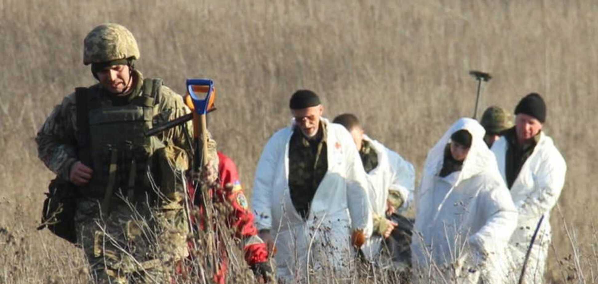 евакуація загиблих військовослужбовців