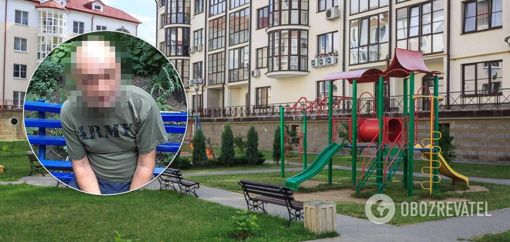 ВБердянске мужчина стрелял по детях