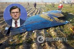 Кулеба пояснив заяву Ірану про відмову платити компенсацію за збитий літак МАУ